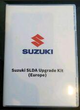 NEW Genuine Suzuki IGNIS SZ-T Sat Nav GPS SD Card Navigation Upgrade 990E0-54P46
