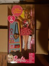Muñeca Barbie Paul Frank Julius I Love Barbie Mattel W9578