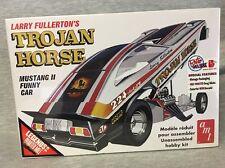 AMT Larry Fullerton Trojan Horse Mustang II Funny Car, 1/25, New (2016), FS Box