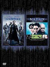 Matrix, The/The Matrix Revisited 2-Pack (DVD, 2001, 2-Disc Set)