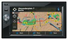 Blaupunkt Oslo 370 EU 2-DIN Navigation Touchscreen DAB Bluetooth TMC USB 3D SD