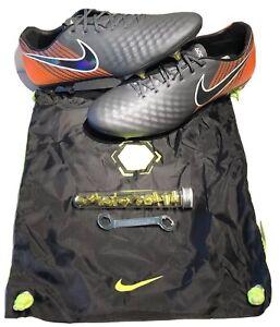 Nike Magista Obra II SG-Pro Sz 13 Anti Clog Soccer Cleats AH7307 081 W/ Bag