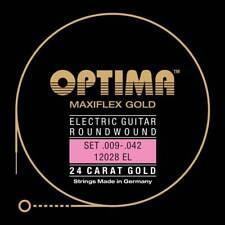 Optima 12028 EL Electric MAXIFLEX Gold Strings, extra light 09-042