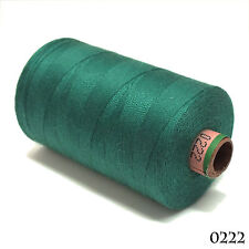 12000 Yard Spool Industrial Sewing Thread NwOldStock Mint Green USA Made 3 Lot