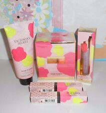 Victoria's Secret Tease Flower Eau De Parfum Five (5) Piece Lot NEW