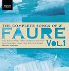 Lorna Anderson - The Complete Songs of Faure Vol 1 [CD]