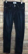 Paige Women's 26 Jeans Jeggings Denim Skinny Skyline Dark Wash 26