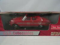 1:18 SUNSTAR #4531 Ford Falcon Futura Convertible Red - Rareza§