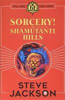 Fighting Fantasy: Sorcery! The Shamutanti Hills by Jackson, Steve, NEW Book, FRE