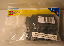 LEGO System Service Pack 5144 Black Bricks New In Package