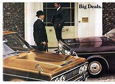 Ford Zodiac Mk IV 1970-72 UK Market Sales Brochure Saloon Estate Executive