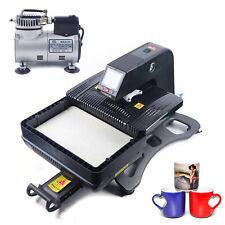 Sublimation Vacuum Heat Press Machine 3d Printer Tool Fit All Mobile Phone Case