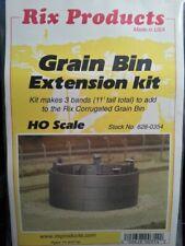 Rix Products  628-0354 - Grain Bin Extension Kit - HO Scale