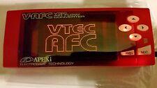 RARE RED APEXI VAFC - VTEC AIR FLOW CONVERTER AFC VAFC controller honda acura