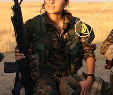 Anti-Isis Syria-Iraq Kurdish burdock SSI: PESHMERGA Figurehead Öcalan RÊBER APO
