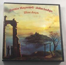 Blue Jays Justin Hayward John Lodge (Moody Blues) Guaranteed 3-3/4ips Like New