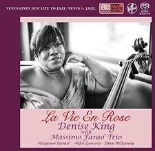 Denise King - La Vie En Rose [New SACD] Japan - Import