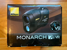 Nikon Monarch 7i Vibration Reduction Rangefinder