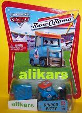 R - DINOCO PITTY - #62 Race O Rama Collection ROR King Team Disney Cars autos