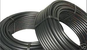 mt 100 tubo polietilene Ø 32 pn10 uso idraulico acquedotto giardino irrigazione