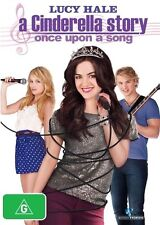 A Cinderella Story: Once Upon a Song NEW R4 DVD