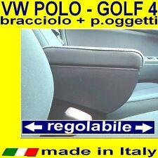 BRACCIOLO per VW POLO (2001-2016) -GOLF 4 Volkswagen -mittelarmlehne