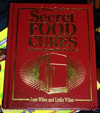 Bottom Line's Secret Food Cures & Doctor Approved Folk Remedies Homeopathy Wilen