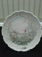 Set Of 4 Royal Doulton The Wind In The Willows Plates All Perfect Condition