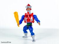 MOTU - MEKANECK - Complete Original Malaysia 1983 Mattel Action Figure He-Man #4