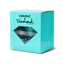 "Diamond Supply Co Kidrobot Tiffany 8"" Diamond Cutty Exclusive Limited"