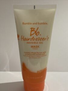 Bumble and Bumble Hairdressers Invisible Oil Hair Mask 200 ml (new, no box)
