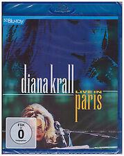 Diana Krall ,  Live In Paris ( Blu-Ray Disc / SD Blu-ray )