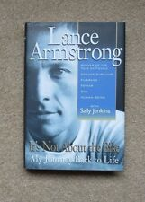 It's Not about the Bike, by Lance Armstrong, Printed 2000, HCDJ, New