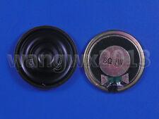 2pcs New 32mm 8ohm 8Ω 1W Audio Speaker Stereo Woofer Loudspeaker Trumpet Horn