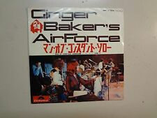 "GINGER BAKER'S AIR FORCE:(Of Cream)Man Of Constant Sorrow-Japan 7""Polydor DJ PSL"