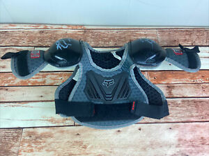 Fox Racing PW-1  M/L PeeWee Titan Youth Child Chest Guard Protector