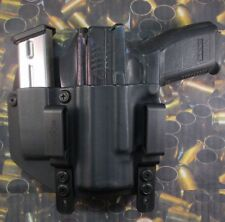 "Hunt Ready Holsters: SA XD 9/40 3"" bbl LH IWB Holster with Extra Mag Carrier"