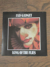 FAD GADGET - KING OF THE FLIES - SYNTH POP,FRANK TOVEY - UK PRESSING 1982!!!!