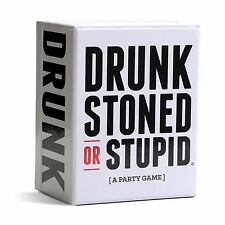 Drinking Game Adult Party 250 Cards Most Fun Drunk Perfect Gift 10+ People