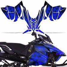 Decal Wrap Graphic Kit Yamaha SR Viper RTX STX MTX Sled Snowmobile 14-16 ICE BLU