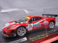 Ferrari Collection F1 458 Italia GT3 FIA 1/43 Scale Mini Car Display Diecast