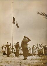ALGÉRIE 1957 - 8° Spahis Algériens Capitaine Baldetti à El Gacia - PR 1148