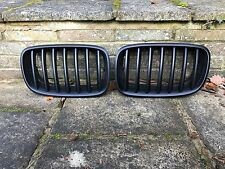 BMW e70 x5 e71 x6 RENE Anteriore Radiatore Griglia Da Forno Grill Nero