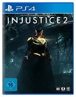 Injustice 2 - DayOne-Edition | PS4 | NEU & OVP | UNCUT