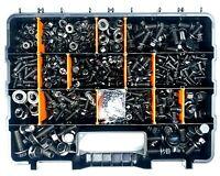 NUT & BOLT KIT 750PC SUIT TOYOTA LANDCRUISER FJ40,BJ40, 60,70,80,100,200 SERIES