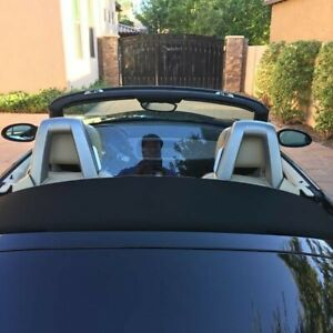 5⭐ BMW Z4 WIND DEFLECTOR (tinted) Add ,All models in stock .