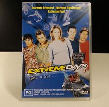 Extreme Days( DVD ,2002 ) Dante Basco Ryan Browning RARE OOP Sports Drama
