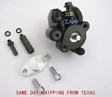 SUZUKI 2003-09 LT-Z400 LTZ400 QUADSPORT REAR  BRAKE CALIPER ASSEMBLY WITH PADS