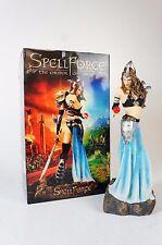Spellforce Muckle Oxmox Figur Statue wunderschön Neu OVP aus 2003