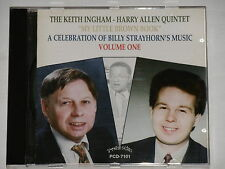 KEITH INGHAM & HARRY ALLEN -My Little Brown Book Vol. 1- CD